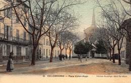 CPA - Collobrières - Place Victor Hugo - Collobrieres