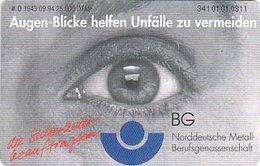 GERMANY O1943/94 - BG - Wilsnack - Auge - Deutschland