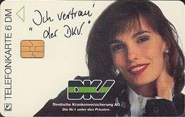 GERMANY O2390/94 - DKV - Versicherungen - Frau - Deutschland