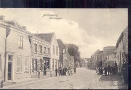 Aardenburg - Marktstraat - 1910 - Niederlande