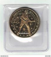 Médaille Arthus Bertrand. 5.Johnny Hallyday Berçy 2012. Neuve - 2012