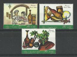 PANAMA 2001 CHRISTMAS SET MNH - Natale