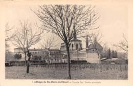 31 - Abbaye De Ste-Marie-du-Désert - Façade Est - Entrée Principale - Francia