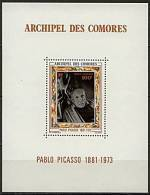 Comores, BF N° 1** Y Et T, Bloc-feuillet, Picasso - Unused Stamps