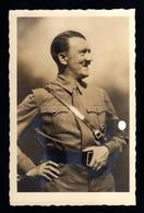 J121-GERMAN EMPIRE-PROPAGANDA POSTCARD ADOLF HITLER.1938.WWII.MUNCHEN.Hoffmann.DEUTSCHES REICH.POSTKARTE.Carte - Allemagne