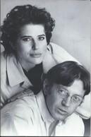 """Livret  De La Pièce """"L'Aide Mémoire"""" De JC Carrère Avec Bernard GIRAUDEAU Et Fanny ARDENT - 1992 - Theatre"""