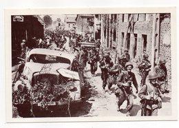 Histoire -- Débarquement En Normandie Et La Bataille De Normandie --LE REPAS -- 50 .....à Saisir - Histoire