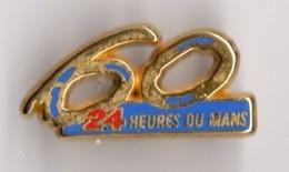 PIN'S 60eme 24H Du MANS - Automobile - F1