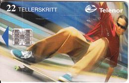 NORWAY - Skolestart(131), CN : C87026239, Tirage 19989, 08/98, Used - Norway