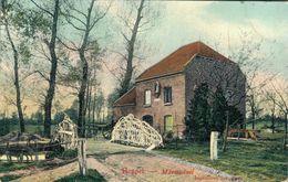 Belgium Reppel Mariendal Topkaart - Bocholt