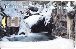 NORWAY - Rustadelva(084), CN : C6B170038, Tirage 9983, 11/96, Used - Norway