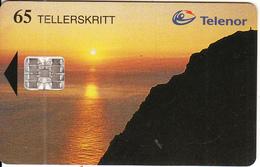NORWAY - North Cape(048), CN : C54149785, Tirage 9000, 04/95, Used - Norway