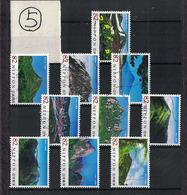 Japan 2014.05.01 Japanese Mountains Series 4th (used)⑤ - 1989-... Empereur Akihito (Ere Heisei)