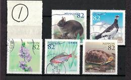 Japan 2014.05.15 Harmony With Nature Series 4th (used)① - 1989-... Empereur Akihito (Ere Heisei)