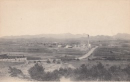 View Of The Taito-chin Seen From Wakazamyama, Japan? Industry Or Mining Possibly China C1900s/10s Vintage Postcard - Unclassified
