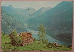 GEIRANGER, NORWAY -  Vg 1963 - Norvegia