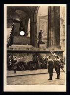 11517-GERMAN EMPIRE-PROPAGANDA POSTCARD ADOLF HITLER.WWII.Hoffmann.DEUTSCHES REICH.POSTKARTE.Carte Postale - Allemagne