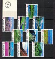 Japan 2015.04.17 Japanese Mountains Series 6th (used)⑥ - 1989-... Empereur Akihito (Ere Heisei)