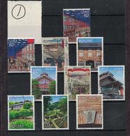 Japan 2015.06.25 The World Heritage Series 8th (used)① - 1989-... Empereur Akihito (Ere Heisei)