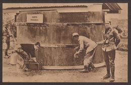 ITALY / ETHIOPIA. 1935. POSTCARD. WATER TANK. EDIZIONE D.P. UNUSED. - Ethiopia