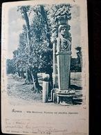 CARTE POSTALE _ CPA VINTAGE : ITALIE _ ROME _ Villa Borghese - Fontana Nel Giardino Riservato     // CPA.L.ITALIE177.13 - Roma (Rome)