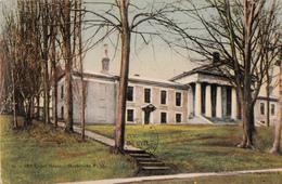 Sherbrooke Québec Canada - Old Court House  - Palais Justice - Pinsonneault Frères - Written 1906 - 2 Scans - Sherbrooke