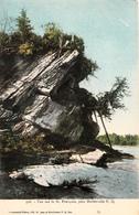 Sherbrooke Québec - Vue Sur La Rivière Saint-François - Pinsonneault Frères - 2 Scans - Sherbrooke