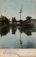 Sherbrooke Québec - Pin Solitaire Sur La Saint-François - Written 1906 - Pinsonneault Frères - 2 Scans - Sherbrooke