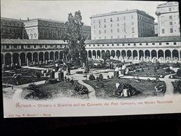 CARTE POSTALE _ CPA VINTAGE : ITALIE _ ROME _ Museo Nazionale        // CPA.L.ITALIE177.13 - Roma (Rome)