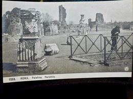 CARTE POSTALE _ CPA VINTAGE : ITALIE _ ROME _ Palatino - Peristilio        // CPA.L.ITALIE177.13 - Roma (Rome)