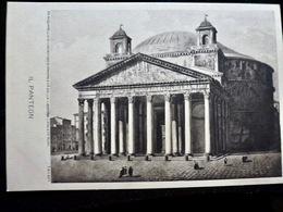 CARTE POSTALE _ CPA VINTAGE : ITALIE _ ROME _ Il Panteon      // CPA.L.ITALIE177.13 - Panthéon