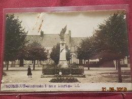Photo De Wormhout - Monument Aux Morts. LL - Lieux