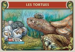 Niger 2016  Fauna Turtles - Niger (1960-...)