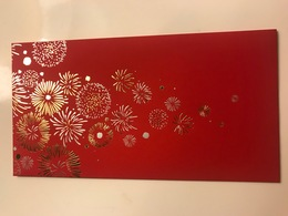 Red Pocket CNY Nouvel An Chinois SULWHASOO Parfum/cosmetiques - Perfume Cards