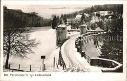 72432816 Luedenscheid Versetalsperre Sperrmauer Winterlandschaft Luedenscheid - Luedenscheid
