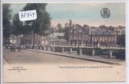 HERBATTE- VUE PRISE DE LA CHAUSSEE DE LOUVAIN - Belgien