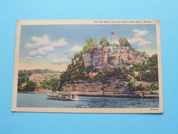 STARVED ROCK, State Park ( 1B-H2383 / Orsini ) Anno 1954 ( See / Voir Photo ) ! - Etats-Unis