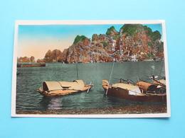 NORD VIETNAM - HONGAY - Baie De La Surprise ( Edit. P. C. - 6 ) Anno 195? ( Voir / Zie Photo ) ! - Viêt-Nam