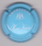 Capsule Champagne GERARD Charles ( 7 ; Vert Métal Et Noir ) {S21-19} - Champagne