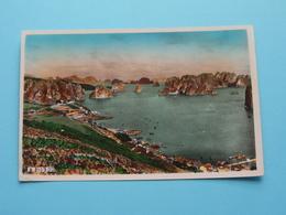 NORD VIETNAM - QUANG YEN HONGAY - Vue Panoramique ( Edit. P. C. - 7 ) Anno 195? ( Voir / Zie Photo ) ! - Viêt-Nam