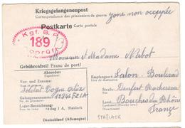 17546 - STALAG IA STABLACK - Guerre De 1939-45