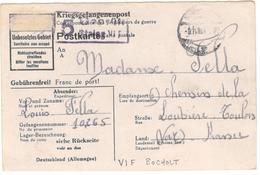 17547 - STALAG  VI F BOCHOLT - Marcophilie (Lettres)
