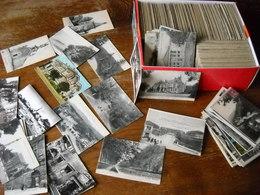 LOT De 1000 CPA (quelques CPSM Petit Format) FRANCE - Bon état - Type Drouille - Postcards
