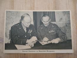 Winston Churchill Generaal Eisenhower Maarschalk Montgomery Perfect - Guerre 1939-45