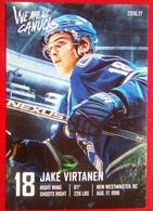 Vancouver  Jake Virtanen - 2000-Nu