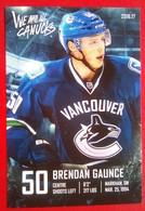 Vancouver  Brendon Gaunce - 2000-Nu