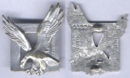Insigne De L'Escadron De Fusiliers Commandos D'Intervention 03-318 - Forze Aeree