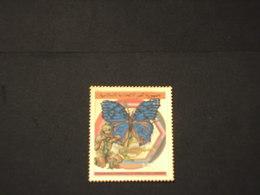 COMORES - P.A. 1989 SCOUT/FARFALLE - NUOVI(++) - Isole Comore (1975-...)