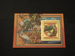 COMORES -  1989 BF SCOUT/UCCELLI - NUOVI(++) - Isole Comore (1975-...)