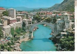 CROAT004 CPSMGF  - MOSTAR  STARI MONT  ANCIEN BRIDGE ALTE BRUCKE VIEUX PONT      NV - Kroatien